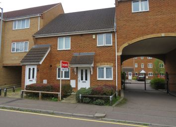 Thumbnail 2 bedroom flat for sale in Sarum Road, Leagrave, Luton