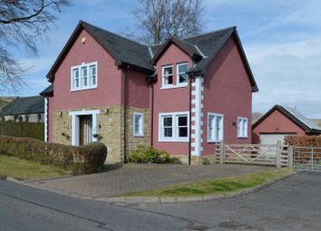 Thumbnail 4 bed detached house for sale in Hopelands Road, Silverburn, Midlothian