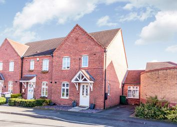 Thumbnail 3 bed terraced house for sale in Ashford Close, Hadley, Telford