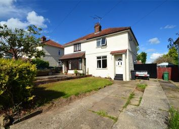 Thumbnail 3 bed semi-detached house to rent in Hollyhock Road, Saffron Walden, Essex