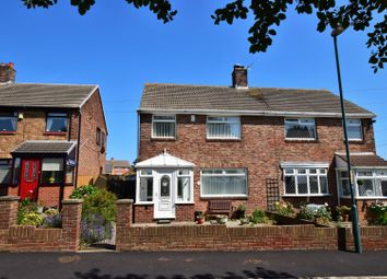 Thumbnail 3 bed semi-detached house for sale in Wellands Drive, Whitburn, Sunderland