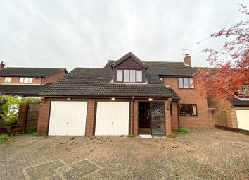 Thumbnail 4 bed detached house for sale in Gloster Gardens, Wellesbourne, Warwick