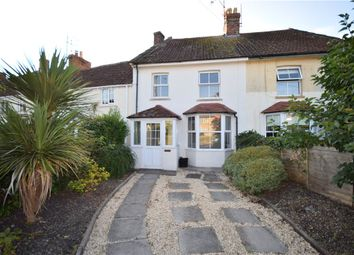 Thumbnail 2 bed semi-detached house for sale in The Green, Stoford, Yeovil, Somerset