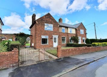 Thumbnail 3 bed semi-detached house for sale in Victoria Road, Bagillt, Flintshire