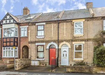 Thumbnail 2 bedroom terraced house to rent in Burwell Road, Exning, Newmarket