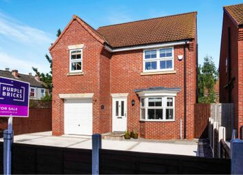 Thumbnail 4 bedroom detached house for sale in Mulberry Gardens, Goole