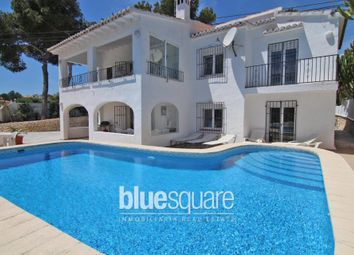 Thumbnail 6 bed property for sale in Moraira, Valencia, 03724, Spain