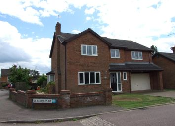 Thumbnail 6 bed property for sale in St. Albans Place, Wollaston, Wellingborough