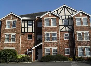 Thumbnail 2 bed flat to rent in Sandiford Square, Venables Road, Northwich