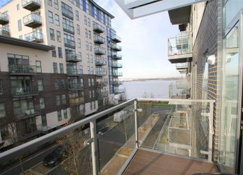 Thumbnail 2 bed flat for sale in Clovelly Place, Greenhithe