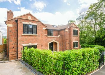 Thumbnail 5 bedroom detached house for sale in Highfield Park, Marlow