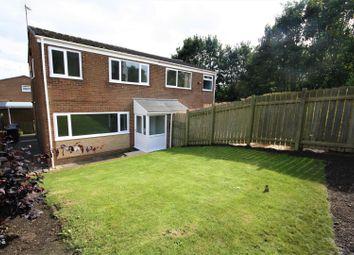 Thumbnail 3 bed semi-detached house for sale in Ashford Drive, Sacriston, Durham