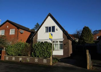 Thumbnail 3 bed detached house for sale in Victoria Road, Fulwood, Preston