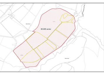 Thumbnail Land for sale in Area 2, Crowborough Warren Estate, Warren Road, Crowborough, East Sussex