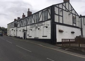 Thumbnail Commercial property for sale in The Crown, Platt Lane, Worthington, Standish, Wigan, Lancashire