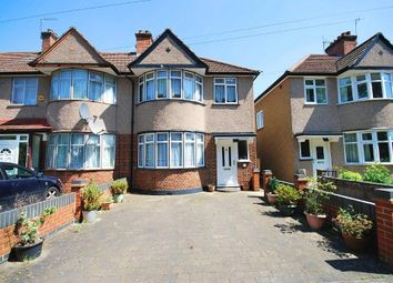 Thumbnail 3 bed end terrace house for sale in Clifford Road, Wembley, Middlesex
