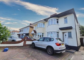 Thumbnail 4 bed semi-detached house for sale in Clockhouse Lane, Romford