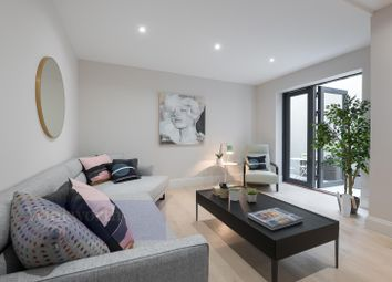 Thumbnail 1 bed flat for sale in Sisters Avenue, London