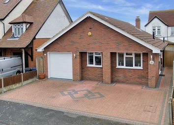 Thumbnail 3 bed detached bungalow for sale in Salisbury Road, Herne Bay