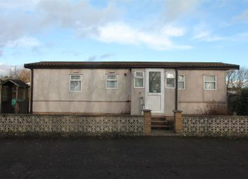 Thumbnail 1 bedroom mobile/park home for sale in Springfield Park, Off Wykin Road, Hinckley