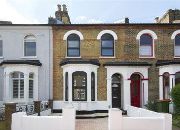 Thumbnail 3 bed flat for sale in Sebert Road, London