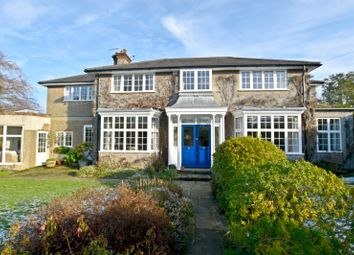 Thumbnail 4 bed detached house for sale in Hayes Lane, Kenley