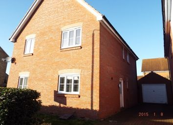 Thumbnail 4 bed property to rent in Stubbs Close, Downham Market