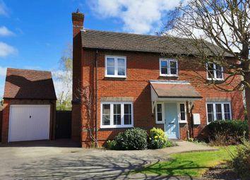 Thumbnail Detached house for sale in Deadmans Lane, Greenham, Thatcham