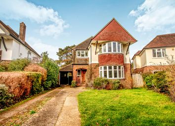 Thumbnail 4 bed detached house to rent in Old Court, Ashtead