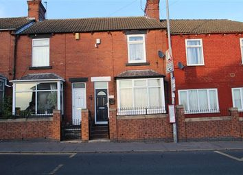 Thumbnail 2 bed terraced house to rent in Barnsley Road, South Elmsall, Pontefract