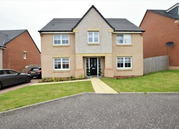 Thumbnail 4 bed detached house for sale in Merrystown Drive, Coatbridge