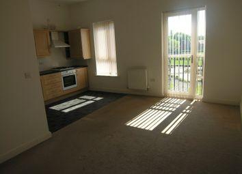 Thumbnail 2 bed flat to rent in Lowbridge Walk, Claremont, Bilston