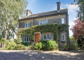 Thumbnail 5 bed detached house for sale in Margerison Road, Ben Rhydding, Ilkley