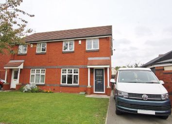 Thumbnail 3 bed semi-detached house for sale in Master's Way, Garston, Liverpool