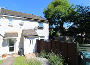 Thumbnail 3 bed end terrace house for sale in Cedar Close, Torpoint, Cornwall