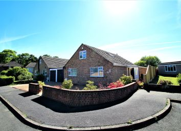 Thumbnail 4 bed detached bungalow for sale in Campbell Crescent, East Grinstead