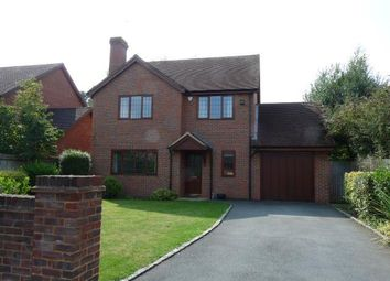 Thumbnail 4 bedroom property to rent in White Acres Drive, Holyport, Maidenhead