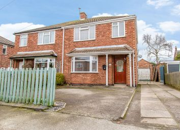 Thumbnail 3 bed semi-detached house for sale in Brockhurst Avenue, Burbage