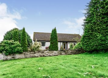 Thumbnail 3 bed detached bungalow for sale in Montgomery Place, Buchlyvie, Stirling