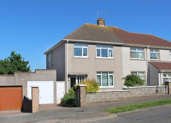 Thumbnail 3 bed semi-detached house for sale in Mount Pleasant Way, Milford Haven