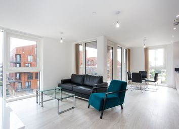 Thumbnail 2 bed flat to rent in Oslo Tower, Greenland Place, Surrey Quays