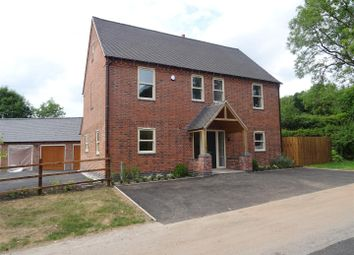 Thumbnail 6 bed detached house for sale in Melbourne Road, Newbold Coleorton, Leicestershire