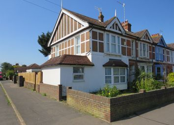 Thumbnail 2 bed flat for sale in Myrtle Road, Lancing