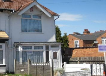 Thumbnail 3 bedroom end terrace house to rent in Foley Road, Washwood Heath, Birmingham