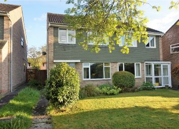 Thumbnail 3 bed semi-detached house for sale in Dyrham Close, Thornbury