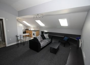 Thumbnail 1 bed flat to rent in Fawcett Street, Bolton
