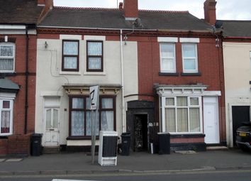 Thumbnail 1 bed flat to rent in Cinder Bank, Dudley, West Midlands