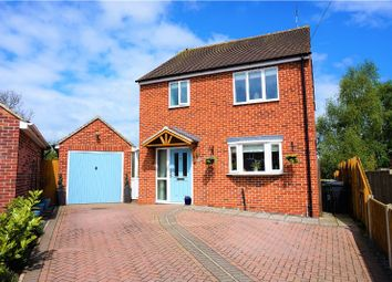 Thumbnail 3 bed detached house for sale in Leawood Road, Midway, Swadlincote