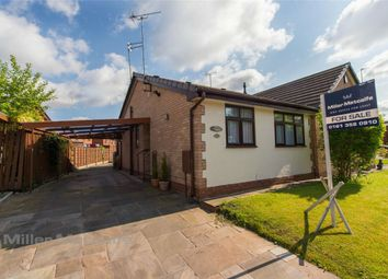 Thumbnail 2 bedroom semi-detached bungalow for sale in 25 Lomond Drive, Bury, Lancashire