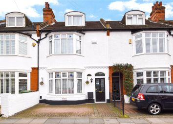 Thumbnail 4 bed terraced house for sale in Ethronvi Road, Bexleyheath, Kent